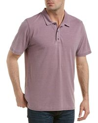 Threads For Thought - Threads 4 Thought Polo Shirt - Lyst