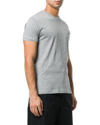 Vivienne Westwood - Men's Grey Cotton T-shirt - Lyst