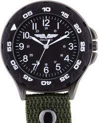 Deporte - Clip On Military Dial Layout Men's Watch - Lyst