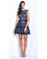 Lumier - Lady Like Fit & Flare Dress - Lyst