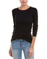 Vince - Ribbed Top - Lyst