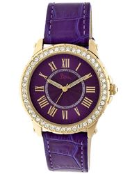 Boum - Belle Leather-band Watch - Lyst