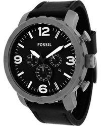 Fossil - Nate Titanium Men's Ti1005 - Lyst