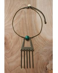 Love Leather - Magic Carpet Ride Necklace - Lyst