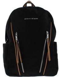 Adrienne Vittadini - Womens Travel Light Collection Nylon Logo Backpack - Lyst