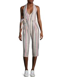 Solid & Striped - The Camisolelle Jumpsuit - Lyst