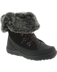 BEARPAW - Women's Whitney Mid-calf Lace-up Boot - Lyst