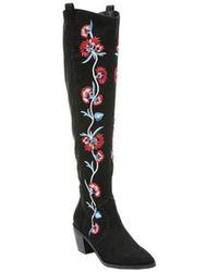 Carlos By Carlos Santana - Women's Alexia Knee High Boot - Lyst