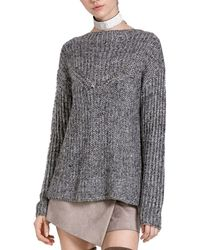 Endless Rose - Open-back Pullover - Lyst