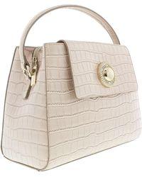 Versace Jeans - Ee1vrbbo3 Light Pink Shoulder Bag W  Detachable Strap - Lyst 1021354c29ecb