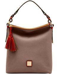Dooney & Bourke - Pebble Grain Small Sloan Bag - Lyst