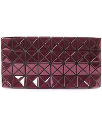 Issey Miyake - Women's Bb76ag10184 Red Polyester Clutch - Lyst