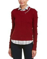 Haute Rogue - Haute Rouge Layered Pullover - Lyst