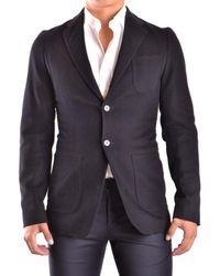 CoSTUME NATIONAL | Men's Mcbi074027o Black Cotton Blazer | Lyst