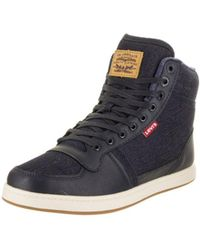 Levi's - Men's Stanton Ct Denim Boot - Lyst