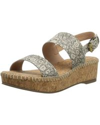 Corso Como - Womens Sandy Open Toe Casual Platform Sandals - Lyst