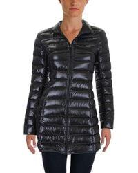 Aqua - Womens Fall Puffer Packable Coat - Lyst