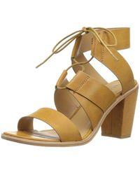 Very Volatile - Women's Dim Heeled Sandal - Lyst