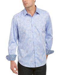 Robert Graham - Classic Fit Ballast Woven Shirt - Lyst