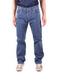 Paul & Shark - Men's Blue Cotton Jeans - Lyst