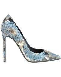Greymer - Women's Multicolor Leather Pumps - Lyst