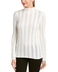 French Connection - Mozart Ladder Sweater - Lyst