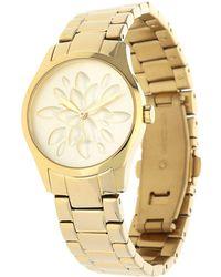 Esprit - Watch Gold Es108892003 - Lyst