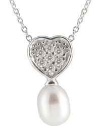 Splendid - Splendid Pearl Creates The Essence Of What Pearl Jewellery Should Be. - Lyst