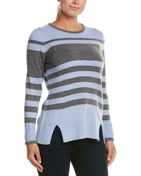 Sail To Sable - Wool & Cashmere-blend Jumper - Lyst