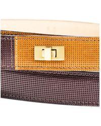 Lela Rose - 11 Nwt Brown Camel Gold Tone Hardware Wrap Belt Sz M - Lyst