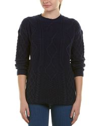 Levi's - Premium Made & Crafted Wool & Cashmere-blend Sweater - Lyst