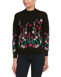 Haute Rogue - Haute Rouge Embroidered Pullover - Lyst