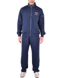 Paul & Shark - Men's Blue Cotton Jumpsuit - Lyst