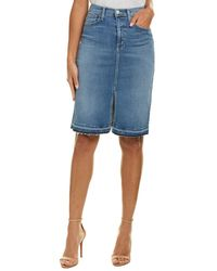 Level 99 - Penny High-waist Skirt - Lyst