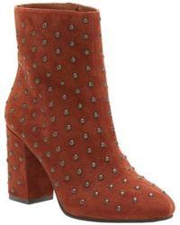 Lucky Brand - Women's Wesson2 Block Heel Bootie - Lyst