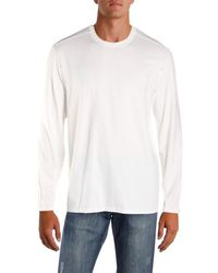 G.H.BASS - G.h. Bass & Co. Mens Jersey Crewneck T-shirt - Lyst