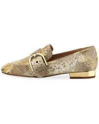 Michael Kors - Womens Cooper Slipper Closed Toe Loafers - Lyst