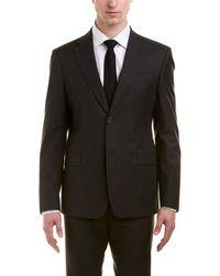 Roberto Cavalli - Comfort Fit Wool Suit - Lyst
