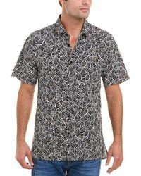 Zanerobe - Foliage Woven Shirt - Lyst