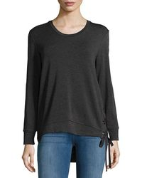 Saks Fifth Avenue - Pullover Roundneck Sweater - Lyst