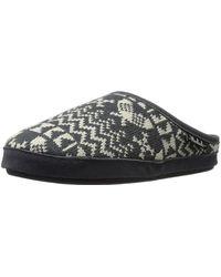 Woolrich - Whitecap Knit Mule Slip On Slipper - Lyst