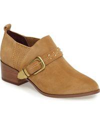 BCBGMAXAZRIA - Eneration Womens Loela Leather Almond Toe Ankle Fashion Boots - Lyst