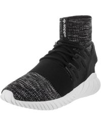 Athletic Shoes Supply Adidas Originals Mens Tubular Doom Pk Primeknit Glow Navy Blue White Bb2393 10.5