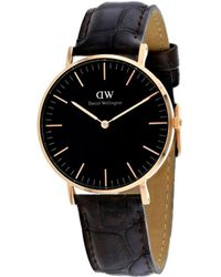Daniel Wellington - Women's Petite Durham Watch - Lyst