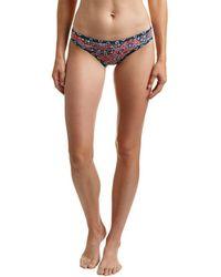 Lucky Brand - Multi Reversible Swim Bottom - Lyst