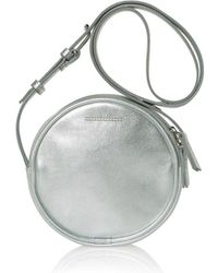 Joanna Maxham - Circle Bag Silver - Lyst