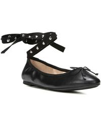 Circus by Sam Edelman - Celyn Leather Flat - Lyst