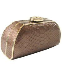 Nada Sawaya | Bella Box Clutch Bag | Lyst