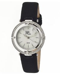 Sophie & Freda - Tuscany Mother-of-pearl Watch - Lyst