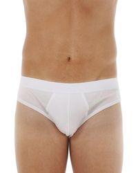 Vivienne Westwood - Men's White Cotton Brief - Lyst